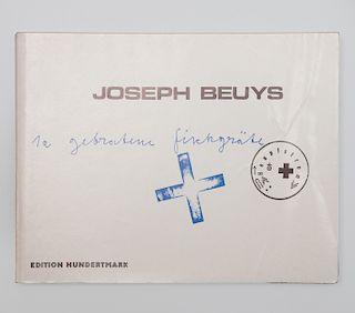 Joseph Beuys (1921-1986): 1st Class Fried Fish Bones
