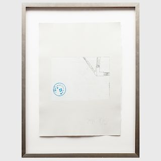 Joseph Beuys (192101986): Room Corner Felt and Fat, from Circulation Time Suite