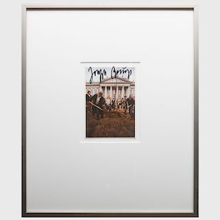 Joseph Beuys (1921-1986): Two Postcards