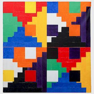 Ronald Slowinski (b. 1932): Untitled