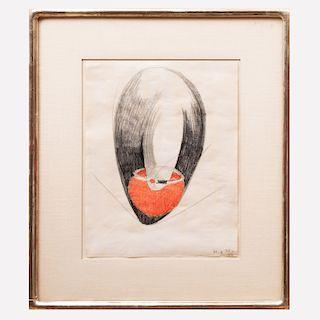 Laszlo Moholy-Nagy (1895-1946): Untitled