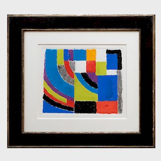 Sonia Delaunay (1885-1979): Composition