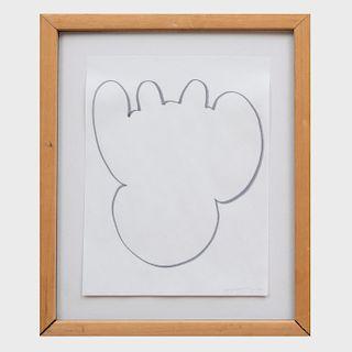 Jeff Koons (b. 1955): Donkey; and Goat
