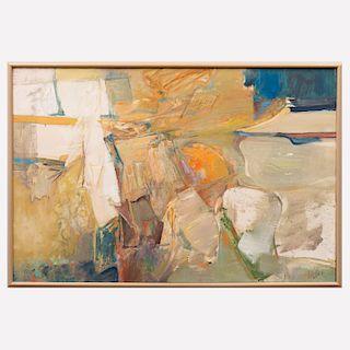 Jack Wolfe (1924-2007):Untitled