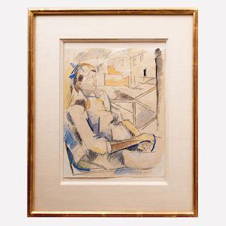 Albert Gleizes (1881-1953): Untitled