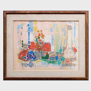 Gabriel Godard (b. 1933): Untitled