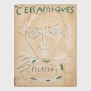 After Pablo Picasso (1881-1973): Céramiques