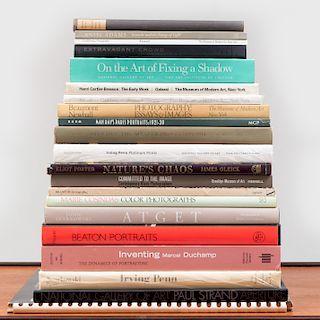 Group of Twenty-One Books on Photography
