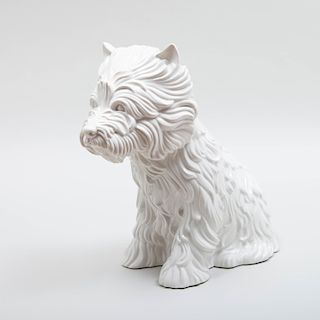Jeff Koons (b. 1955): Puppy