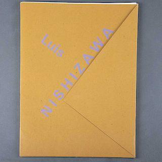 del Conde, Teresa (introducción) Luis Nishizawa. México; Editora y Distribuidora Cartográfica, 1989. Carpeta con 12 impresiones.