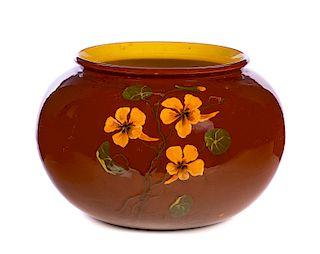Weller Pottery Dickensware Jardinière