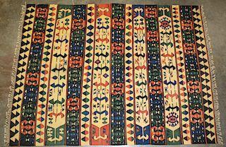 Eastern Antolian Van Tribal Kilim Rug c. 1900-