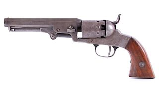 Factory Engraved Manhattan Arms PercussionRevolver