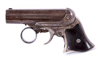 Remington Elliot Ring Trigger 32 Caliber Derringer