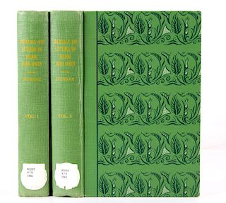 The Journals And Letters Of Major John Owen-2Vol.