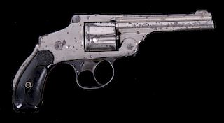 Smith & Wesson 4th Model .38 Safety Revolver