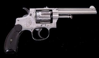S&W .32 Hand Ejector Model of 1896 Revolver