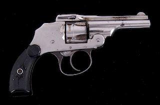 Hopkins & Allen Safety Police Hammerless Revolver