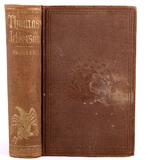 The Life And Times Of Thomas Jefferson; Early Ed.
