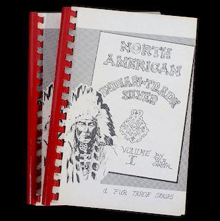 North American Indian Trade Silver Vol 1 & 2