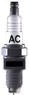 Dualite Inc. AC Sparkplug Union Label Clock
