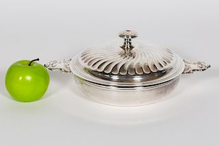 Christofle Silver Plated Covered Vegetable