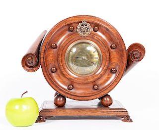 Mappin & Webb Royal Air Force Wooden Clock