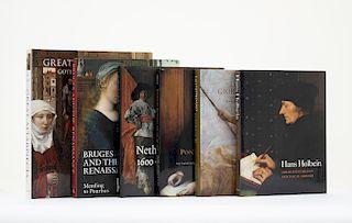 Limentani Virdis, Caterina / Bätschmann, Oskar / Martens, Maximiliaan P.J... Libros sobre Arte del Renacimiento... Pzs: 6.