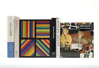 Cogeval, Guy / Arwas, Victor / Garrels, Gary / Temkin, Ann... Libros sobre Édouard Vuillard, Sol Lewitt... Pzs: 6.