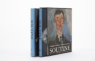 Tuchman, Maurice - Dunow, Esti - Perls, Klaus. Chaim Soutine (1893-1943). Catalogue Raisonné Werkverzeichnis. Köln, 1993. Pzs: 2.
