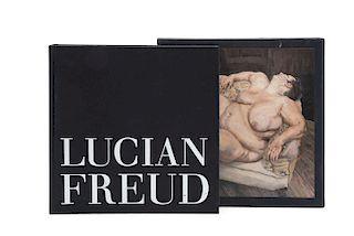 Bruce, Bernard - Birdsall, Derek. Lucian Freud. New York: Random House, 1996. Primera edición.