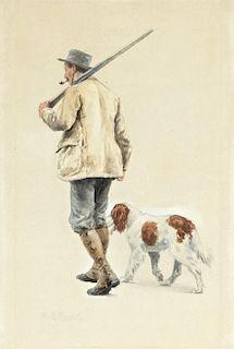 Arthur Burdett Frost (1851-1928) Returning Home