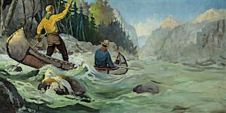 Robert Farrington Elwell (1874-1962) Where Experience Counts