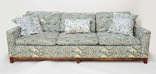 Billy Baldwin Six-Cushion Upholstered 7 ft. Sofa