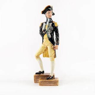 ROYAL DOULTON FIGURE VICE ADMIRAL LORD NELSON HN4696