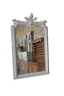 Antique English Georgian Mirror