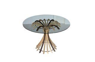Bespoke English Bentwood Table