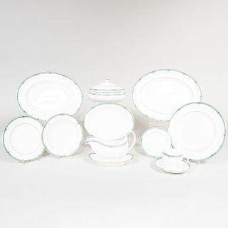 Wedgwood Porcelain Part Dinner Service