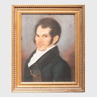 European School: Portrait of a Gentleman