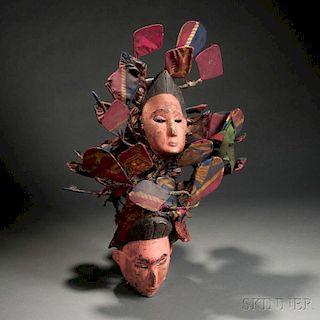 "Temne ""Jolly"" Mask"