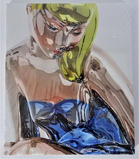 Jeff Koons, New Unopened Copy, Exhibition Catalog
