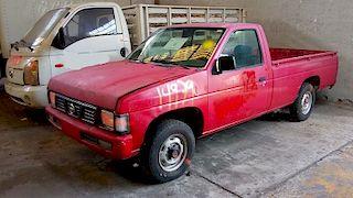 Pick up Nissan D21 2008