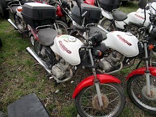 Motocicleta Honda CG125 2008