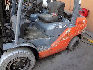 Montacargas Toyota 7FGU30 2006