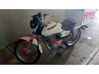 Motocicleta Honda CG125 2009
