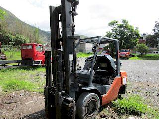 Montacargas Toyota 8FGU30 2008