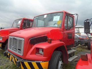 Chasis Cabina Freightliner FL70 2001