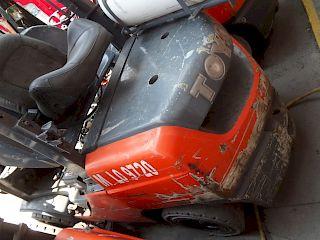 Montacargas Toyota 8FGU30 2007