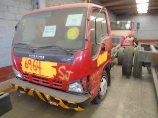 Chasis cabina Isuzu Elf450 2007