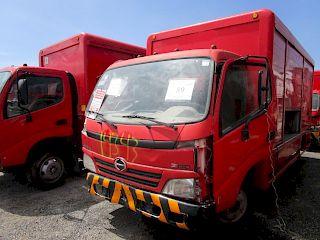 Chasis Cabina Hino 300-716 2009